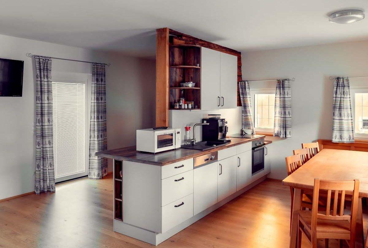 Küche Apartment